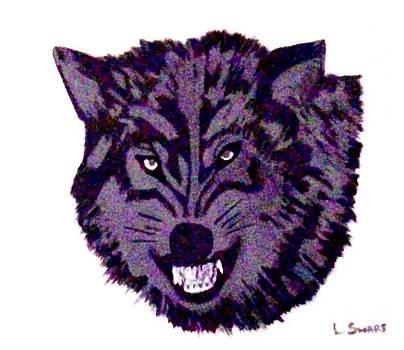 Wolf by Lynette  Swart