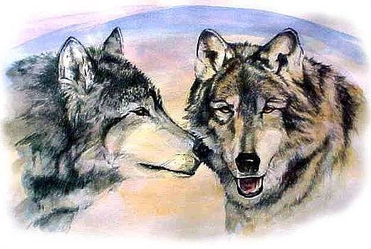 Wolves by Jonni Hill