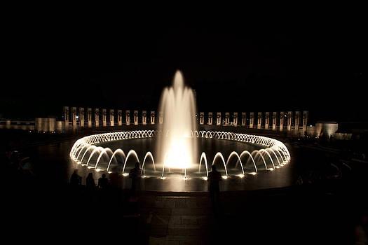 Regina  Williams  - World War II Memorial