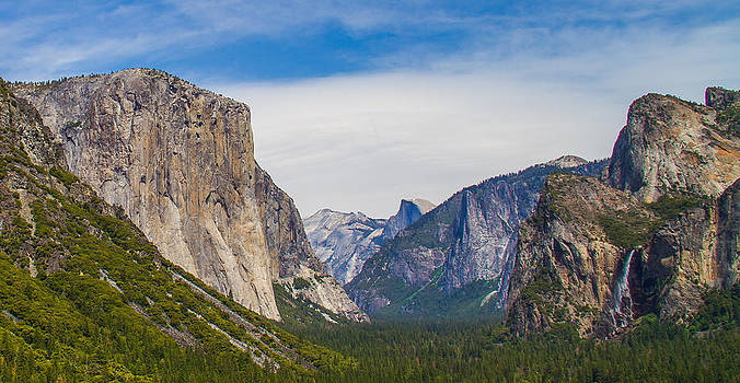 Yosemite Valley by Brian Williamson