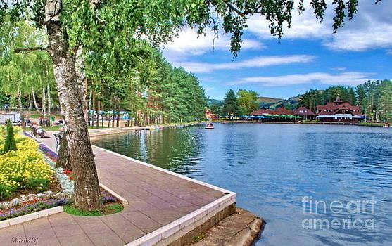 Zlatibor lake by Marija Djedovic