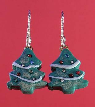 Dianne Brooks - 1057 Christmas Tree