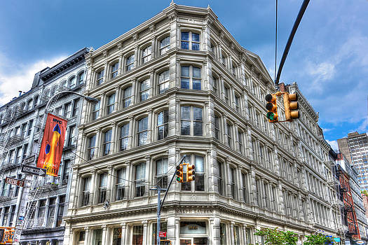 109 Prince Street in SOHO Landscape View by Randy Aveille