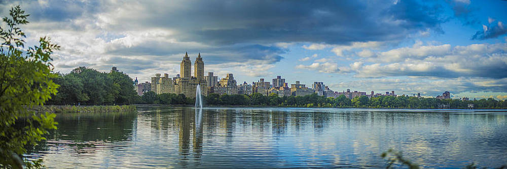 Central Park by Theodore Jones