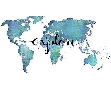11x14 Explore by Michelle Eshleman