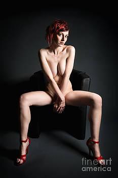 Erotic Nude by Jochen Schoenfeld