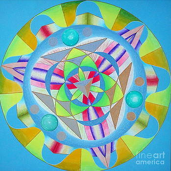 Mandala by Martin Zezula