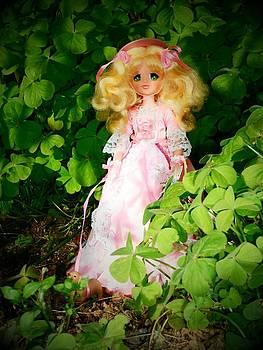 Donatella Muggianu - candy candy vintage doll