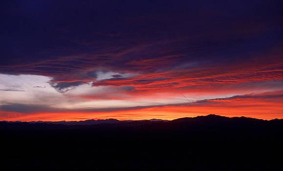 Frank Romeo - Nevada Skies
