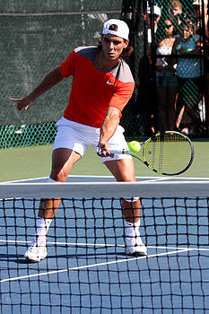 Rafael Nadal by James Marvin Phelps