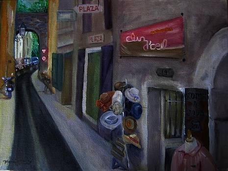 14 Rue de la Commune Provence France by Maria Milazzo