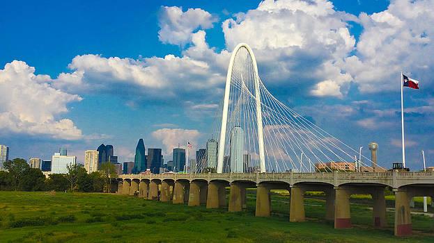 city of Dallas by Tinjoe Mbugus