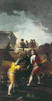 Goya Y Lucientes, Francisco De by Everett