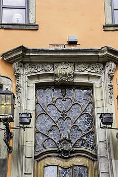 Teresa Mucha - 1776 Door on Pfaffen Brewery in Cologne Germany