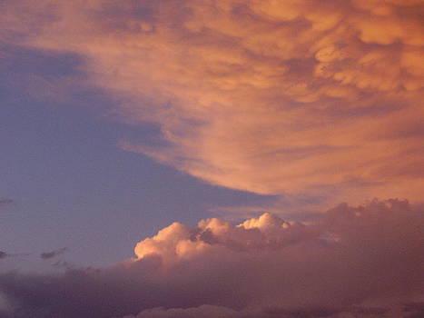 Montana Clouds by Yvette Pichette