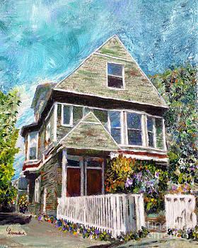 Alameda 1901 Duplex by Linda Weinstock