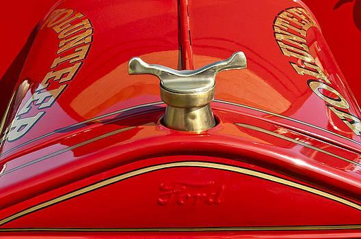 Jill Reger - 1919 Ford Volunteer Fire Truck