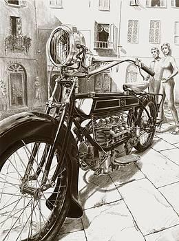 1922 F/n by Norman Bean