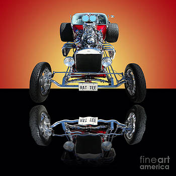 1923 Ford Rat Tee T Bucket by Jim Carrell