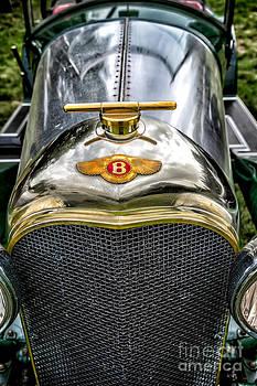 Adrian Evans - 1927 Bentley Tourer