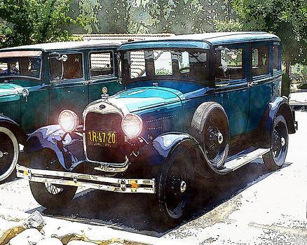 William Havle - 1927 Ford Lights On