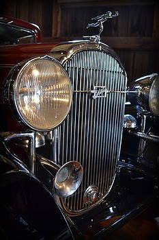 Michelle Calkins - 1932 Buick Series 90 4-Door Club Sedan