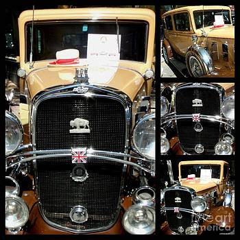 Gail Matthews - 1932 Chev Classic Collage