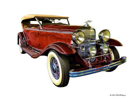 1932 Lincoln Phaeton by Bill