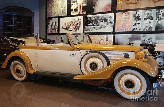 1935 Audi  by Liane Wright