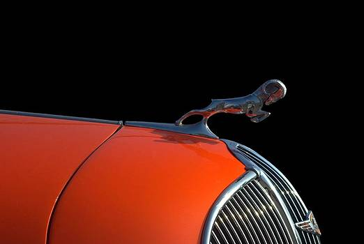 Tim McCullough - 1936 Dodge Brothers Hood Ornament