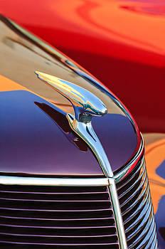 Jill Reger - 1937 Ford Hood Ornament 2