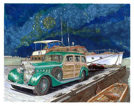 Jack Pumphrey - 1937 Hispano Suiza Varnished Thunder