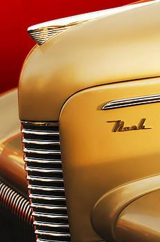 Jill Reger - 1940 Nash Sedan Grille