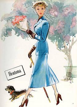 1940s Uk Heatona Magazine Advert by The Advertising Archives