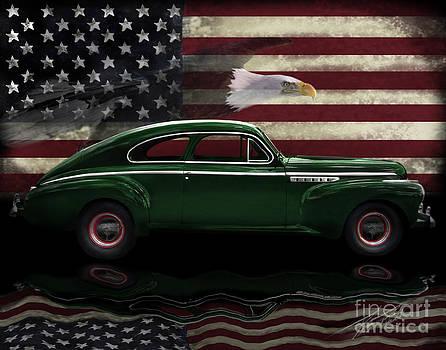 Peter Piatt - 1941 Buick Century Tribute