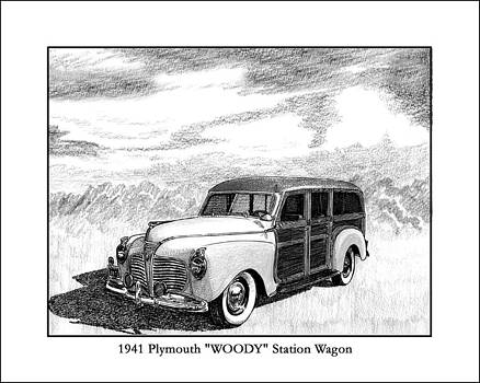 Jack Pumphrey - 1941 Plymouth Woody
