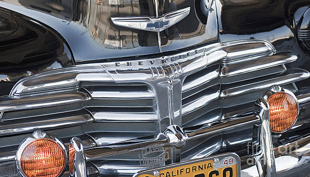 David  Zanzinger - 1948 Chevrolet Fleetmaster Grill