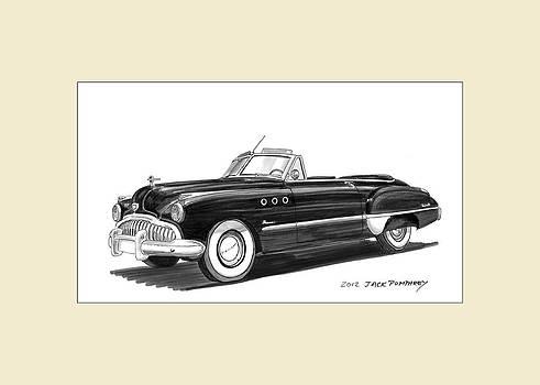 Jack Pumphrey - 1950 Buick Special Convertible