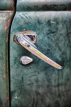Adam Romanowicz - 1950 Classic Chevy Pickup Door Handle