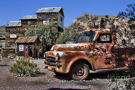 1951 Dodge Pickup by Jason Abando