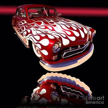 1951 Mercury Sedan by Jim Carrell