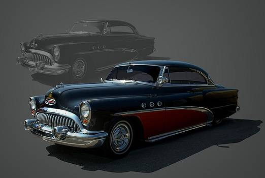 Tim McCullough - 1953 Buick Low Rider