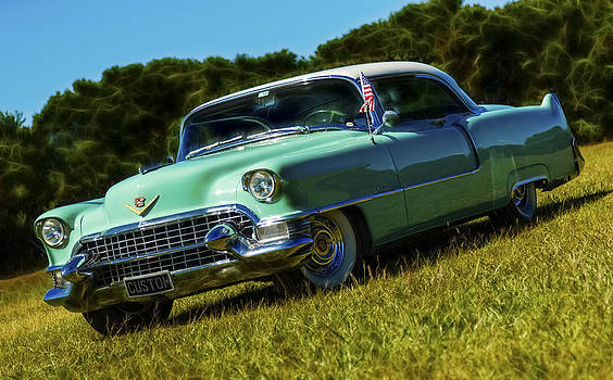 1955 Cadillac Coupe De Ville by motography aka Phil Clark
