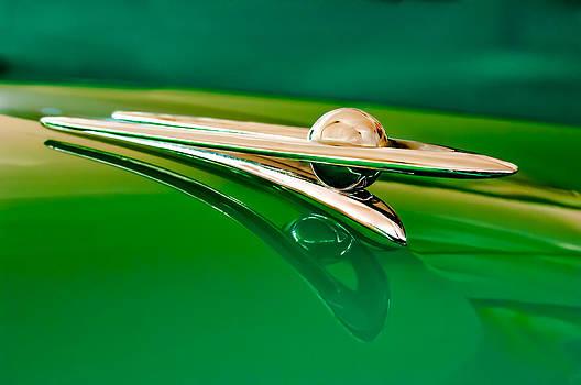Jill Reger - 1955 Packard Clipper Hood Ornament 3