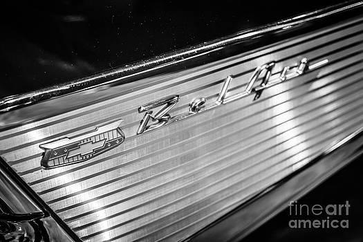 Paul Velgos - 1957 Chevy Bel Air Emblem