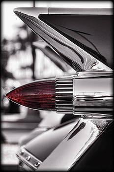 Saija  Lehtonen - 1959 Cadillac Eldorado Tailight