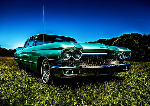 1960 Cadillac Coupe De Ville by motography aka Phil Clark
