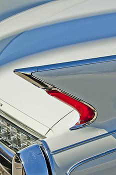 Jill Reger - 1960 Cadillac Eldorado Biarritz Convertible Taillight