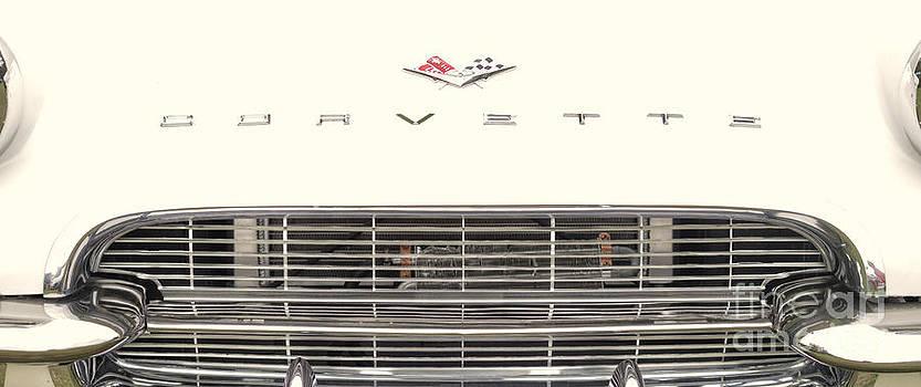 1961 Chevy Corvette by Liane Wright