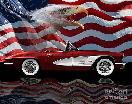 Peter Piatt - 1961 Corvette Tribute